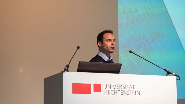 CROWDLITOKEN an der Universität Liechtenstein