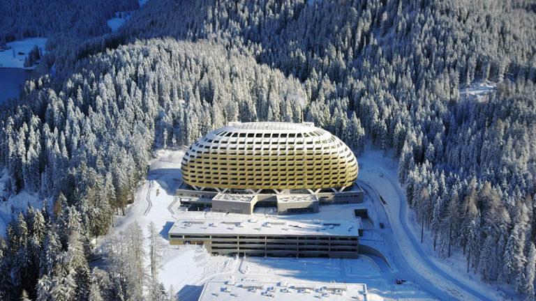 CROWDLITOKEN am WEF 2020 in Davos