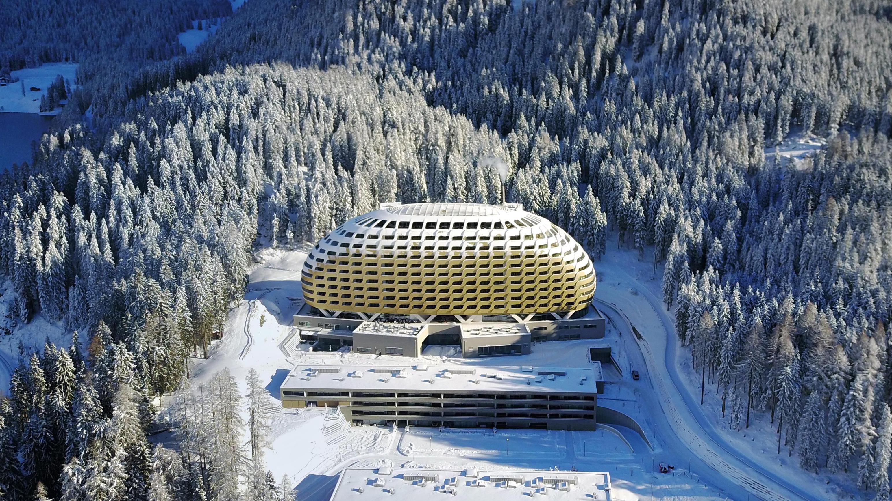 CROWDLITOKEN at the WEF 2020 in Davos