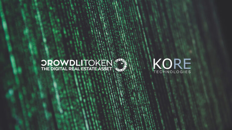 CROWDLITOKEN schliesst Kooperationsvertrag mit Technologieprovider KORE Technologies ab