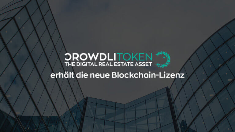 CROWDLITOKEN AG is registered by the FMA