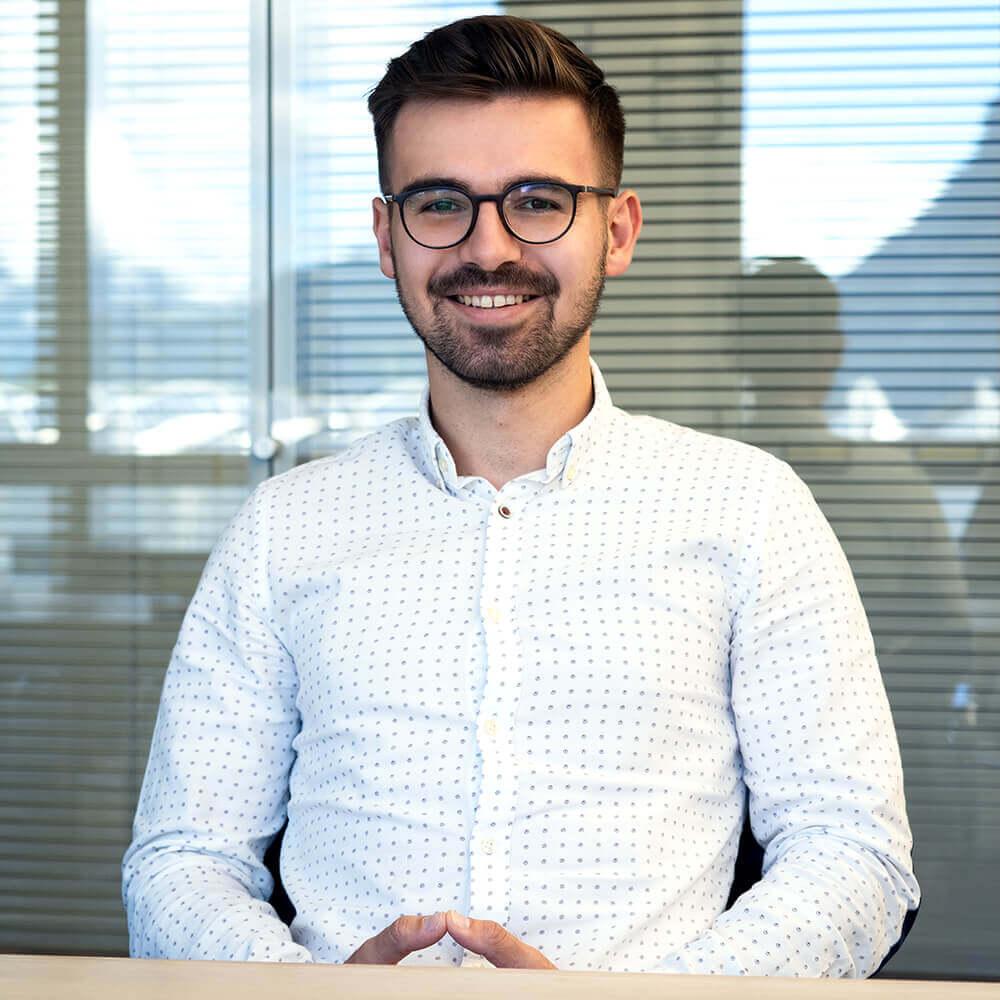 Emir Krasniqi Portrait