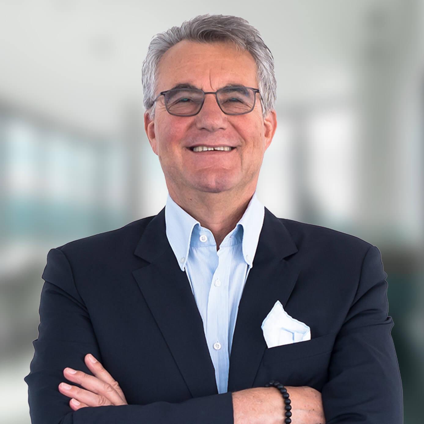 Bruno Benaglio Portrait