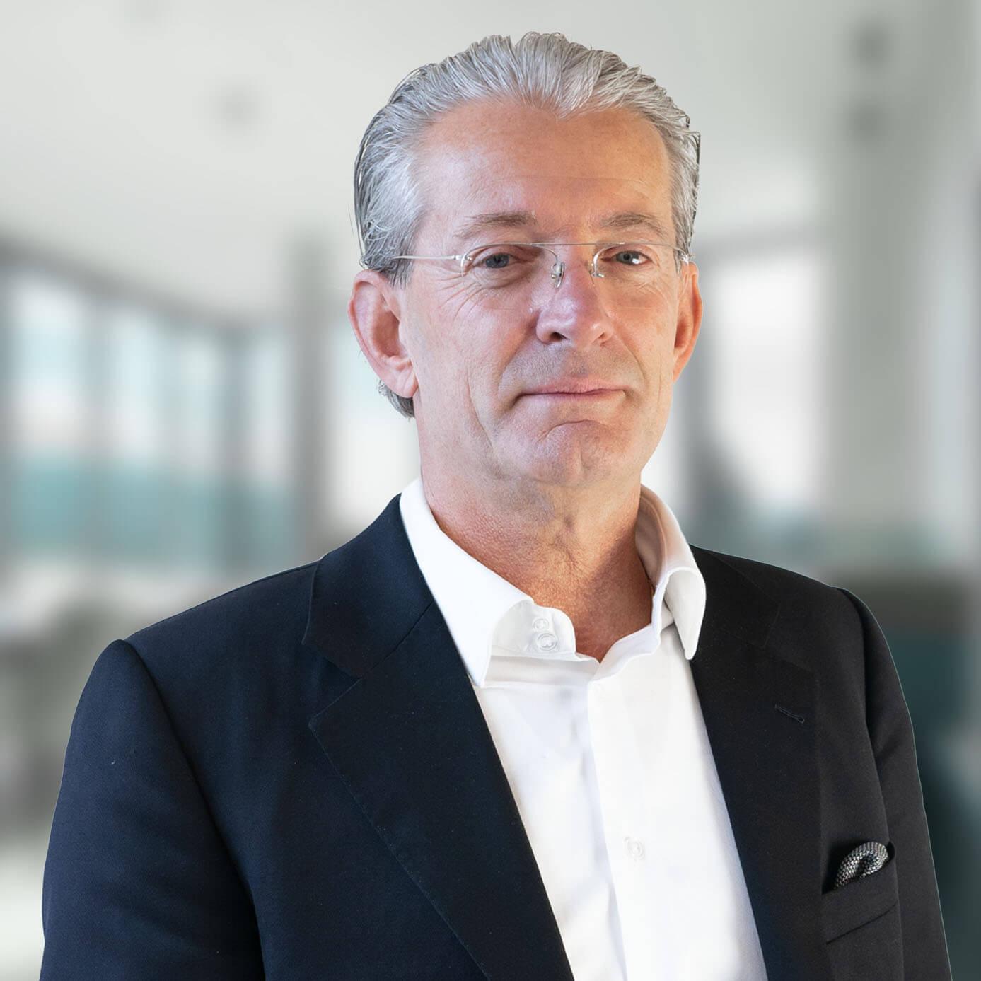 Martin Züger Portrait