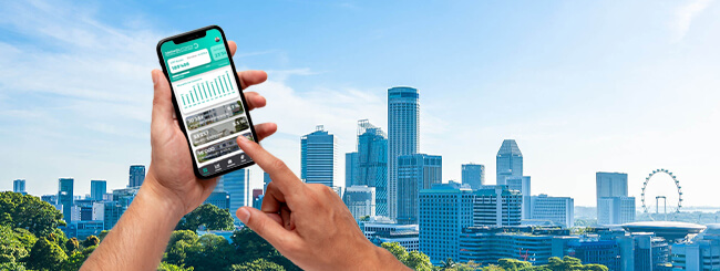 Mobile Real estate Investment